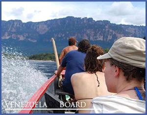 venezuelaonboard Salto del Ángel